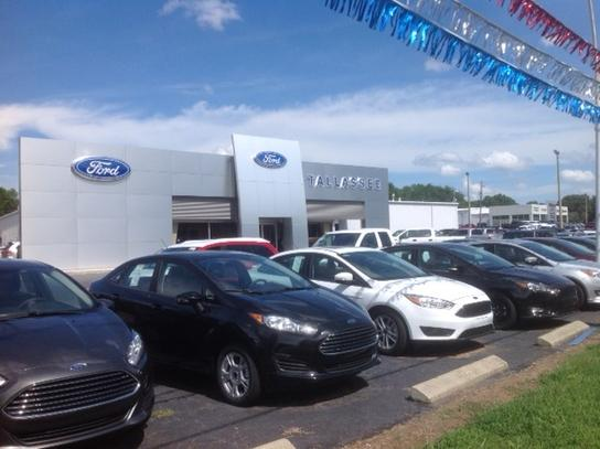 Tallassee Ford Chrysler Dodge Jeep Ram