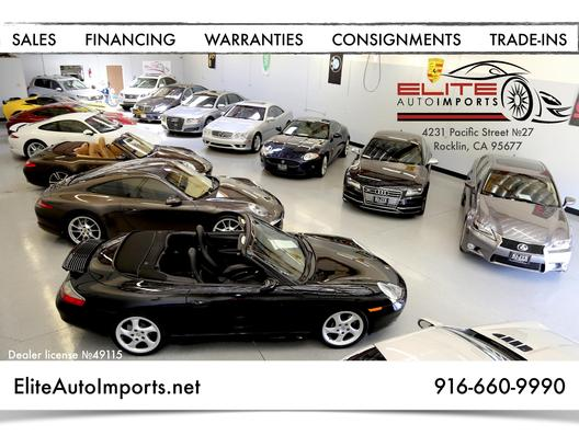 Elite Auto Imports car dealership in Rocklin, CA 95677