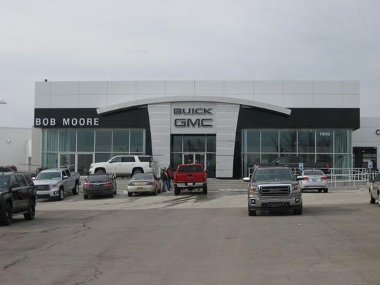 bob moore buick gmc car dealership in oklahoma city ok 73132 kelley blue book. Black Bedroom Furniture Sets. Home Design Ideas