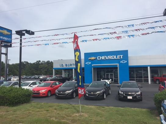 I G Burton Chevrolet Of Seaford