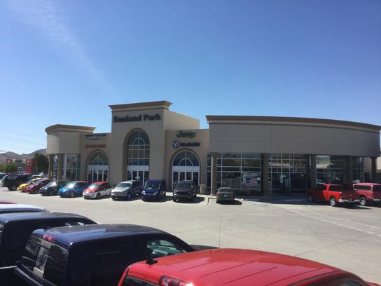 Dodge Dealership El Paso >> Sunland Park Dodge Chrysler Jeep RAM car dealership in El Paso, TX 79922   Kelley Blue Book