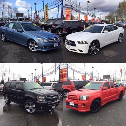 Zag Motors Everett Car Dealership In Everett Wa 98204
