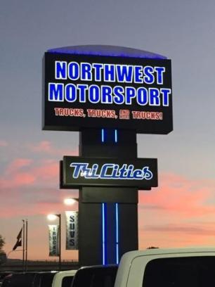 Northwest Motorsport Tri-Cities 1