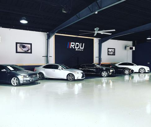 RDU Trucks & Luxury Motors