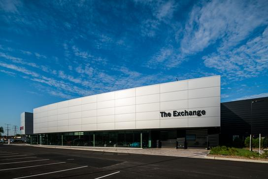 The Porsche Exchange 1