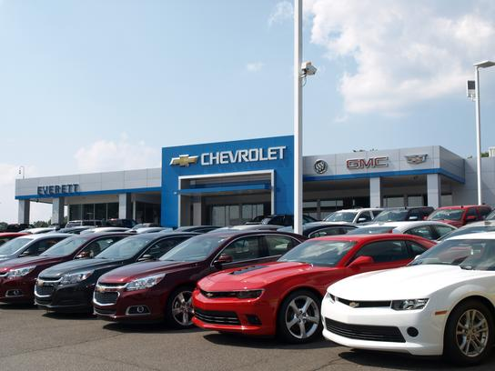 Everett Chevrolet Buick GMC Cadillac Car Dealership In Hickory, NC 28602 |  Kelley Blue Book
