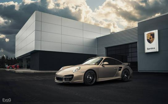 Garber Porsche of Rochester