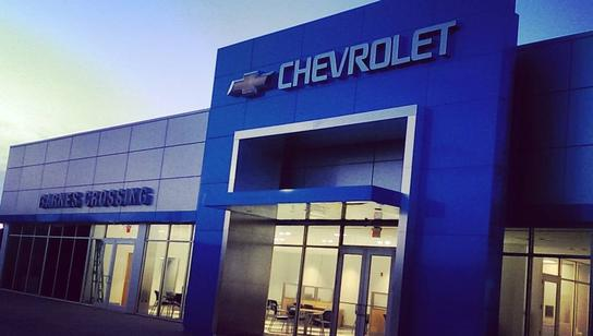 Barnes Crossing Chevrolet Buick GMC car dealership in NEW ...
