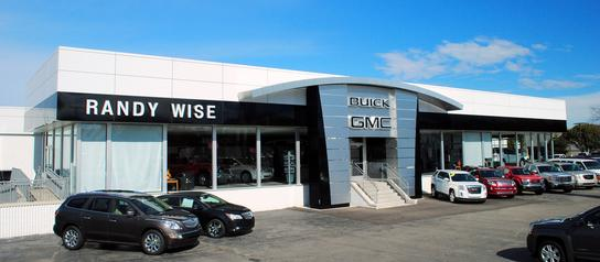 Randy Wise Fenton >> Car Dealership Ratings And Reviews Randy Wise Buick Gmc In