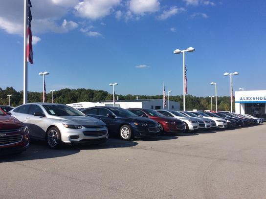 Beautiful Alexander Chevrolet Buick GMC Car Dealership In Dickson, TN 37055   Kelley  Blue Book