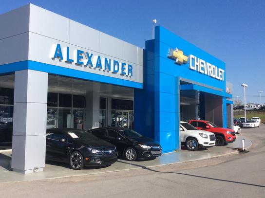 Alexander Chevrolet Buick GMC Car Dealership In Dickson, TN 37055   Kelley  Blue Book