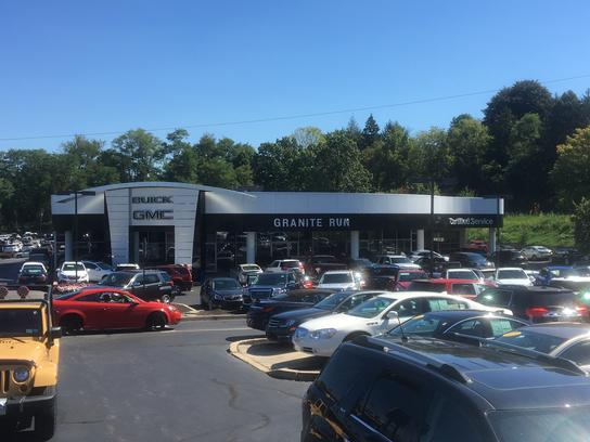 Granite Run Car Dealer Media Pa