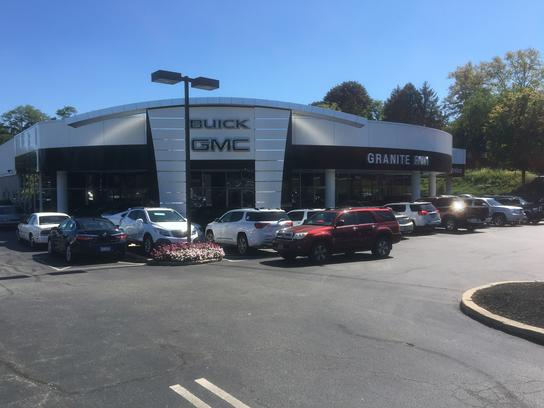 Granite Run Buick GMC Inc. 1