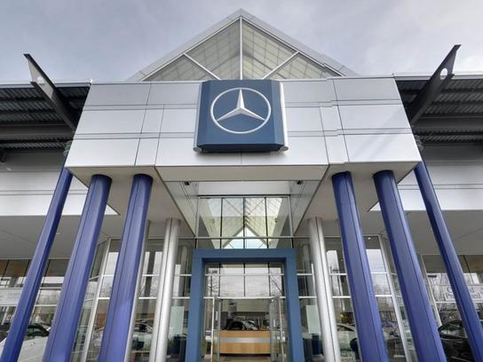 The Mercedes-Benz Center At Keeler Motor Car Company 2