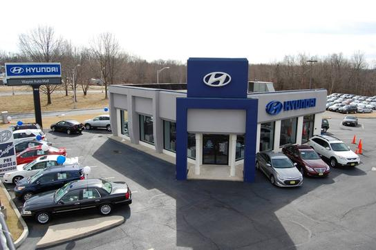Wayne Automall Hyundai car dealership in Wayne, NJ 07470-6549 ...