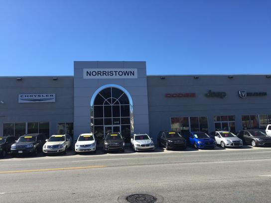 Norristown Chrysler Dodge Jeep Ram