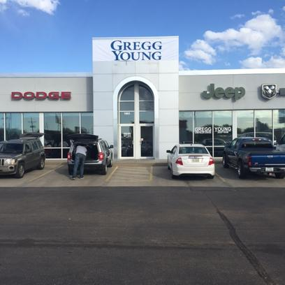 Gregg Young Chrysler Dodge Jeep RAM car dealership in Grand Island