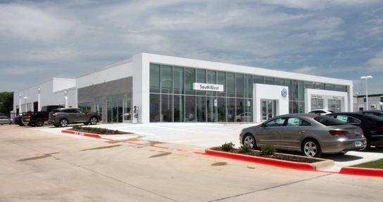 Southwest Volkswagen Car Dealership In Weatherford Tx