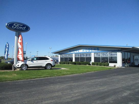 Steve Rogers Ford car dealership in Waterville OH 43566 - Kelley Blue Book & Steve Rogers Ford car dealership in Waterville OH 43566 - Kelley ... markmcfarlin.com