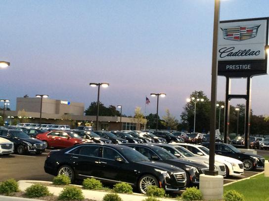 Prestige Cadillac car dealership in Warren, MI 48093 ...