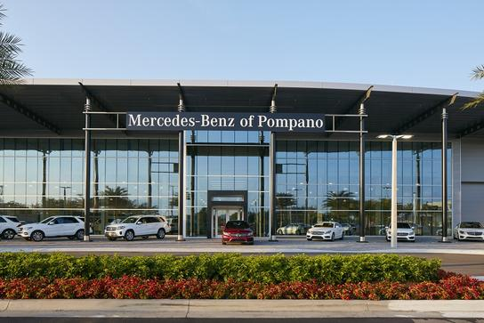 Mercedes-Benz of Pompano 3