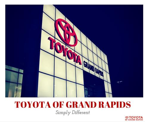 Toyota Grand Rapids >> Toyota Of Grand Rapids Car Dealership In Grand Rapids Mi