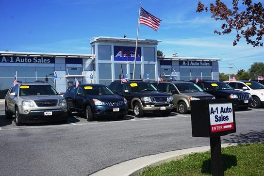 A1 Auto Sales >> A 1 Auto Sales Car Dealership In Winchester Va 22602 Kelley Blue Book