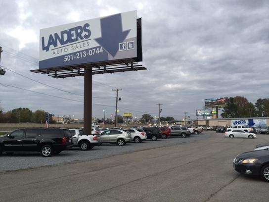 Landers Auto Sales >> Landers Auto Sales Bryant car dealership in BRYANT, AR 72022 | Kelley Blue Book