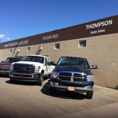 Thompson Auto Sales 1