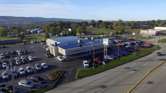Watson Chevrolet Buick car dealership in Blairsville, PA 15717 ...