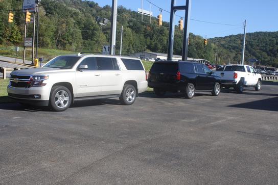 A Crivelli Chevrolet Car Dealership In Franklin Pa 16323