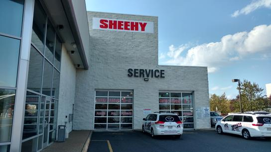 Sheehy Toyota of Stafford 1