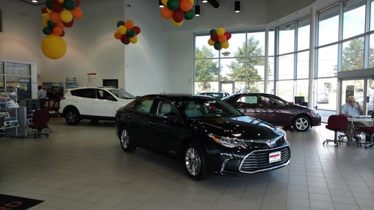 Sheehy Toyota of Stafford 2