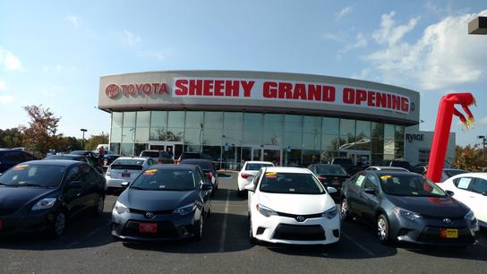 Sheehy Toyota of Stafford