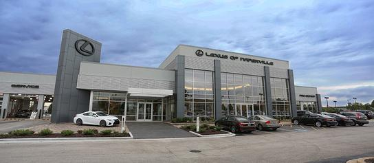 Lexus of Naperville car dealership in Naperville, IL 60540 | Kelley