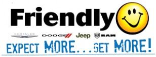 Friendly Dodge Chrysler Jeep 1
