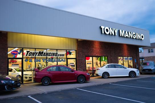 Tony Mangino Mitsubishi Car Dealership In Clifton Park NY - Mitsubishi local dealers