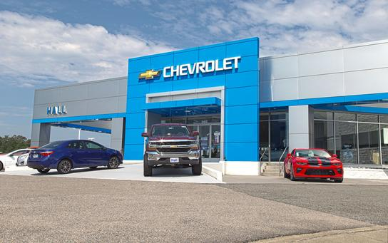 Hall Chevrolet Chesapeake