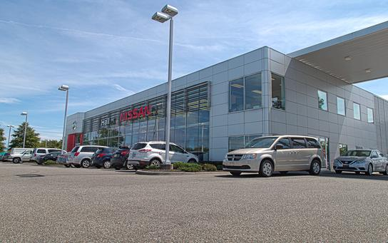 Hall Nissan of Virginia Beach