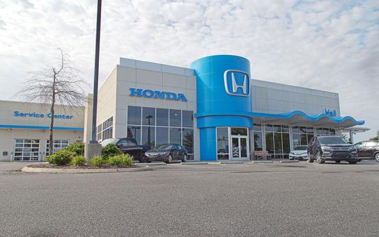 Hall Honda Elizabeth City car dealership in Elizabeth City, NC 27909