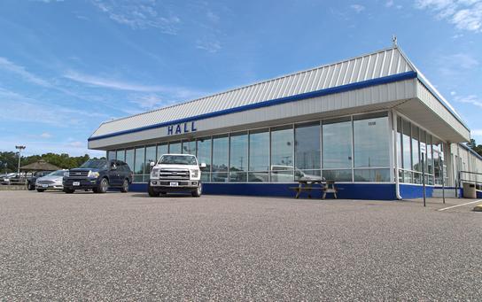 Hall Ford Hyundai Elizabeth City
