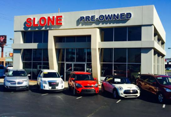 Slone Automotive Enterprise Inc.