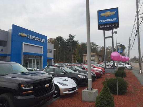 Colonial South Chevrolet Car Dealership In North Dartmouth, MA 02721 |  Kelley Blue Book