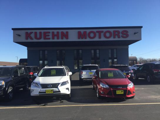 Car Dealerships In Rochester Mn >> Kuehn Motor Company Car Dealership In Rochester Mn 55901