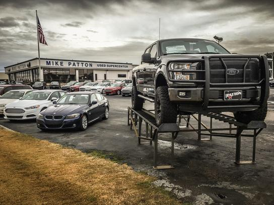 Mike Patton Car Dealership