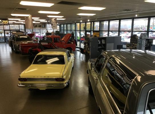 Fairfield Chrysler Dodge Jeep RAM of Muncy car dealership in Muncy