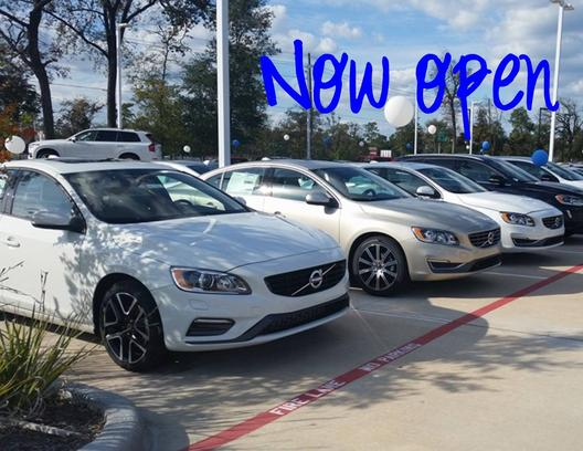 Volvo Cars of The Woodlands