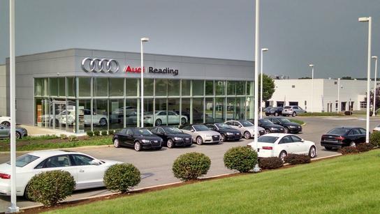 audi reading volkswagen reading car dealership  leesport pa  kelley blue book