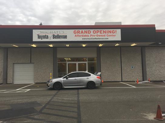 Michaelu0027s Affordable Pre Owned Center Car Dealership In Bellevue, WA  98007 6420 | Kelley Blue Book