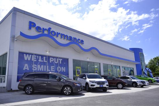 Performance Honda Bountiful